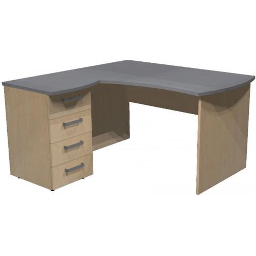 Компьютерный стол Премьера ПР - 102.1 ROKO