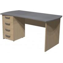 Компьютерный стол Премьера ПР - 104.3 ROKO
