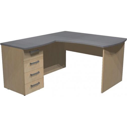 Компьютерный стол Премьера ПР - 201.2 ROKO