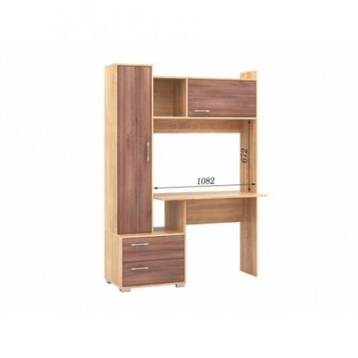 Стол письменный СП-05 РТВ мебель