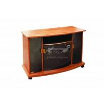 Тумба под телевизор РТB - 05 РТВ мебель (со стеклянными дверцами)