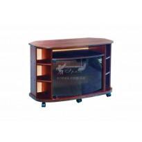 Тумба под телевизор РТB - 15 РТВ мебель (с открытыми полками)
