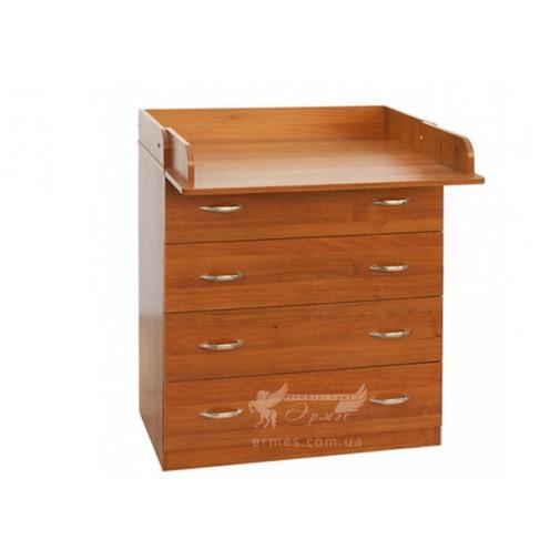 Комод 16 РТВ мебель (с пеленальным столом)