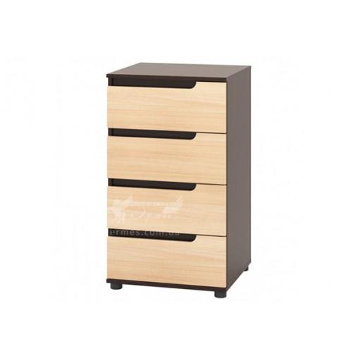 Комод 22 РТВ меблі (високий з ящиками без ручок)