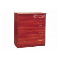 Комод 4 м РТВ мебель (с ящиками)