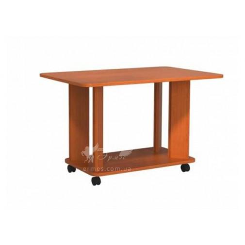 """Журнальный стол """"СЖ-02"""" РТВ мебель (прямоугольный на колесиках)"""