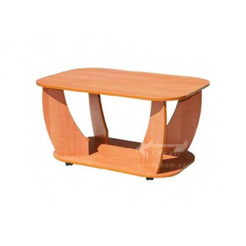 """Журнальный стол """"СЖ-10"""" РТВ мебель (прямоугольный с колесиками)"""