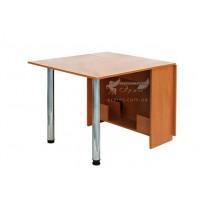 Стол-книжка - 03 РТВ мебель (складной с хромированными ножками)