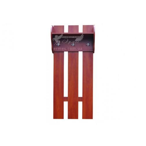 Вішак ВО-02 РТВ меблі (на три гачком)