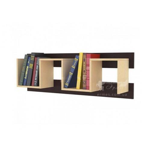 Полка навесная ПН-14 РТВ мебель (книжная открытая)