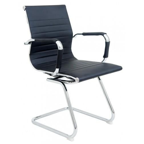 "Конференционное кресло CF ""Бали"" RICHMAN (на хромированных полозьях)"