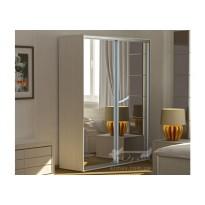 Двухдверный шкаф-купе БШК 2/24 Бюджет Мебель-Сич (для спальни, прихожей)