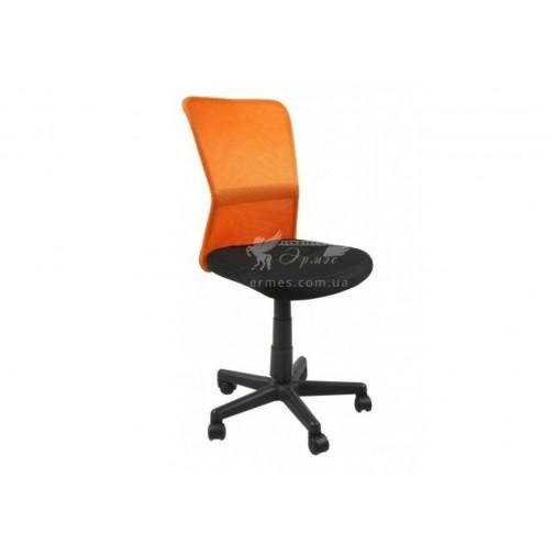 Детское компьютерное кресло Office4you BELICE, Black/Orange 27731 Special4You