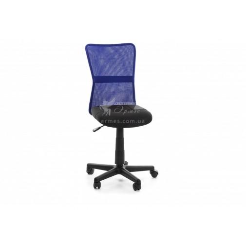 Детское компьютерное кресло Office4you BELICE, Black/blue 27734 Special4You