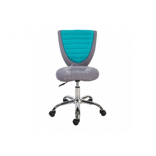 Детское компьютерное кресло Office4you POPPY, серо-голубое 38151 Special4You