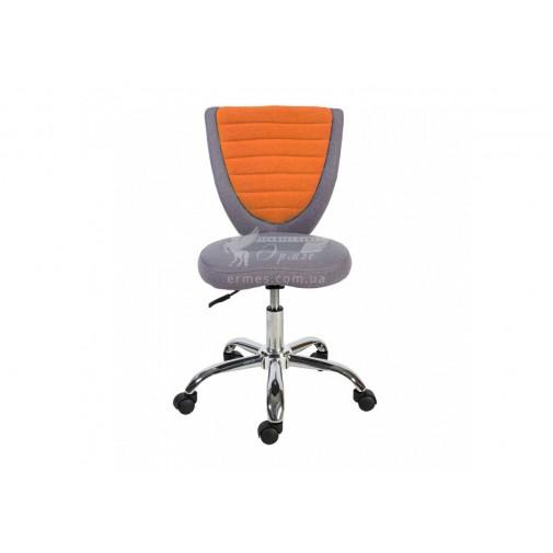Дитяче комп'ютерне крісло Office4you POPPY, сіро-помаранчеве 38153 Special4You