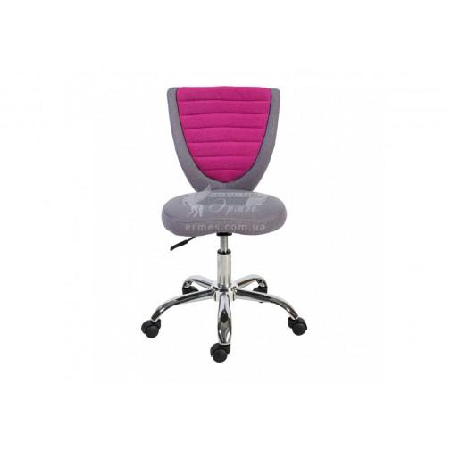 Детское компьютерное кресло Office4you POPPY, серо-розовое 38152 Special4You