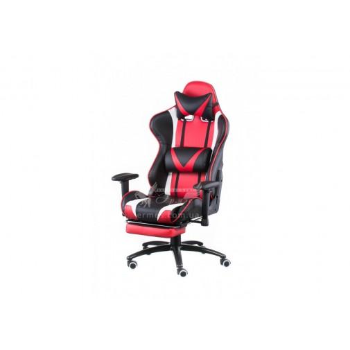Геймерское кресло еxtrеmеRacе black/red with footrеst E4947 Special4You