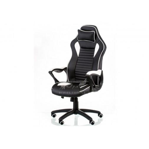 Геймерське крісло Nеro black / white Е5371 Special4You