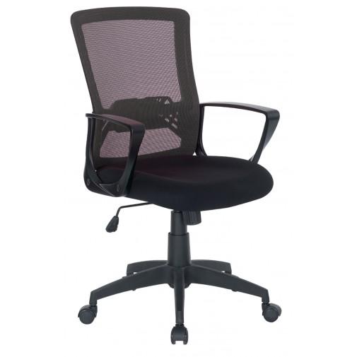 Кресло офисное Admit black E5678 Spesial4You