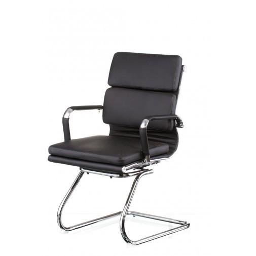 Кресло конференционное Solano 3 conference black E4824 Special4You