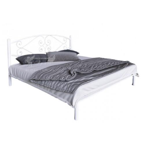 """Ліжко металева """"Камелія"""" Tenero (з високим узголів'ям)"""