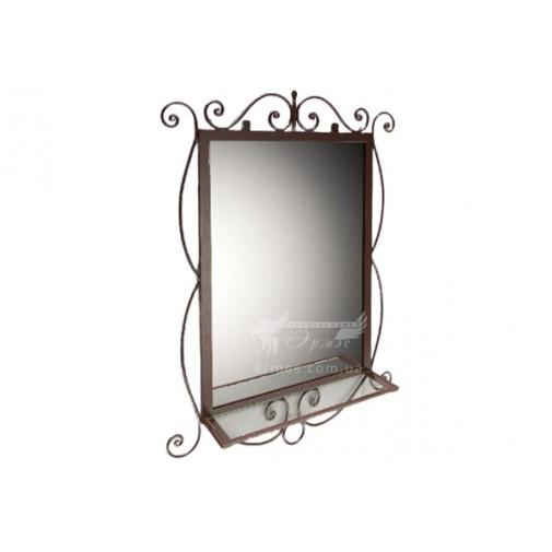 """Зеркало """"Виндзор"""" Tenero (настенное, в металлической раме)"""