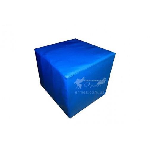 Кубик-пуфик 30-30 см Тia-sport (бескаркасный квадратный)