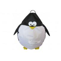 Кресло мешок Пингвин Tia-Sport (бескаркасный пуфик для детской)