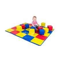 Мат-коврик игровой Кубик Тia-sport