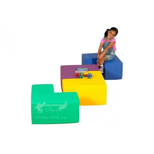 Модульные сидения-столик Геометрия Тia-sport