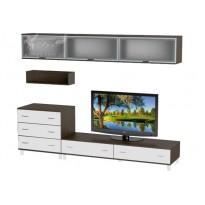 Гостиная - 011 Тиса мебель (модульная гостиная)