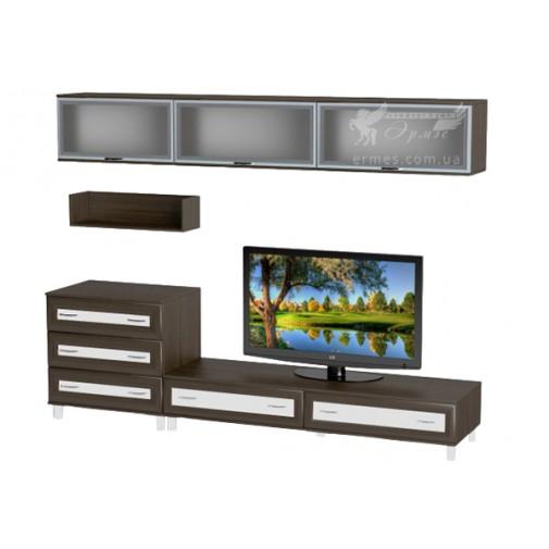 Вітальня - 012 Тиса меблі (стінка для Вітальні)