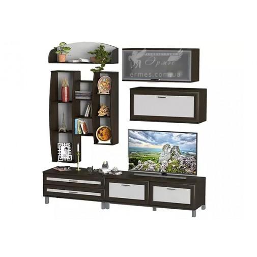 Гостиная - 014 Тиса мебель (модульный набор)