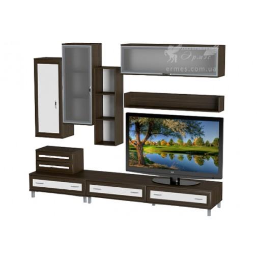 Гостиная - 018 Тиса мебель (модульная стенка)