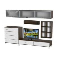 Гостиная - 019 Тиса мебель (стенка в гостиную)