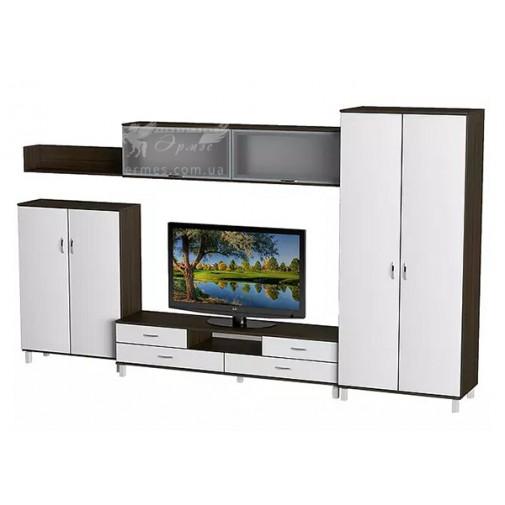 Гостиная - 001 Тиса мебель (модульный комплект)