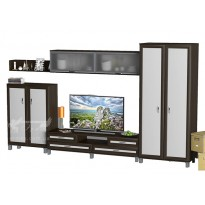 Гостиная - 002 Тиса мебель (модульный комплект)