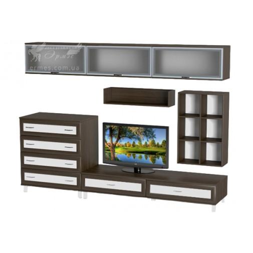 Гостиная - 020 Тиса мебель (модульная мебель)