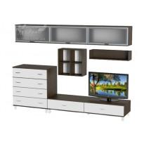 Вітальня - 021 Тиса меблі (стінка для Вітальні)