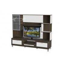 Гостиная - 044 Тиса мебель (с шкафчиками)