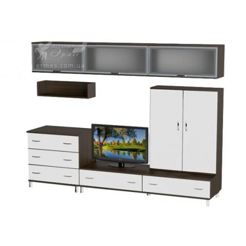 Гостиная - 005 Тиса мебель (стенка для гостиной)