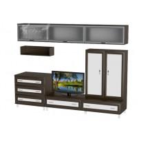 Гостиная - 006 Тиса мебель (модульная мебель)