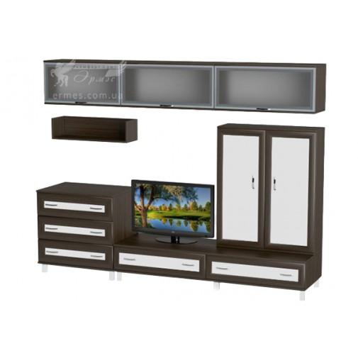 Вітальня - 006 Тиса меблі (модульні меблі)