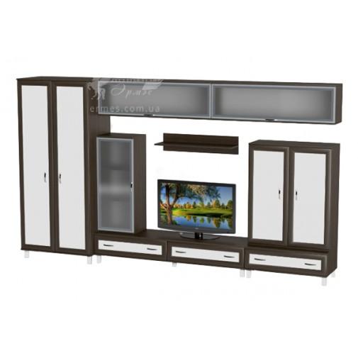 Гостиная - 008 Тиса мебель (стенка для гостиной)