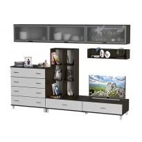 Гостиная - 009 Тиса мебель (модульная мебель)