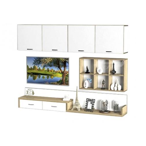 Гостиная - 219 Тиса мебель (навесная стенка для гостиной)