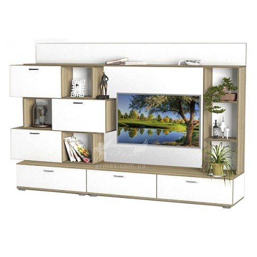 Гостиная - 224 Тиса мебель (с местом под телевизор)