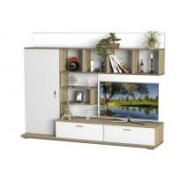 Вітальня - 226 Тиса меблі (пряма стінка для Вітальні)