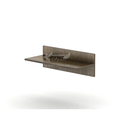 Полка ПН - 23 Тиса мебель (открытая, для книг)